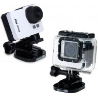 Экшн-камера Full-HD с аквабоксом до 60 м и TFT дисплеем Ridian BulletHD Jet GT