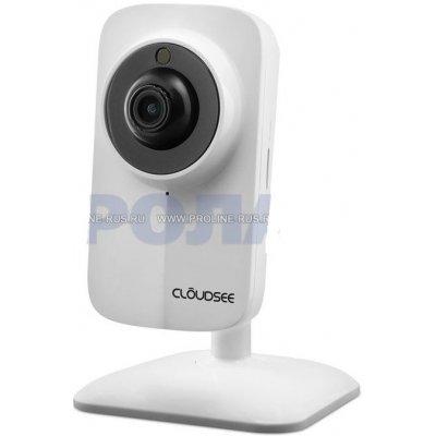 Внутренняя компактная ip wi-fi камера 2Mp со звуком CLOUDSEE JVS-HA230E