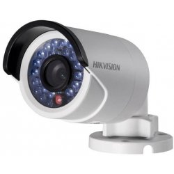 Уличная IP камера HIKVISION DS-2CD2052-I 4mm с поддержкой POE питания