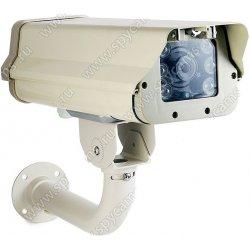 Уличная проводная IP камера с подогревом и поддержкой карт памяти Link-B07С