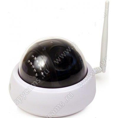 Купольная Wi-Fi IP камера Link-D-23-TW-8G внутренняя фиксированная c записью на карту