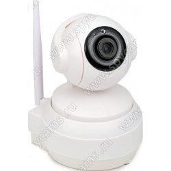 Внутренняя поворотная 3G 4G IP камера c записью на карту памяти Link NC21G-8G
