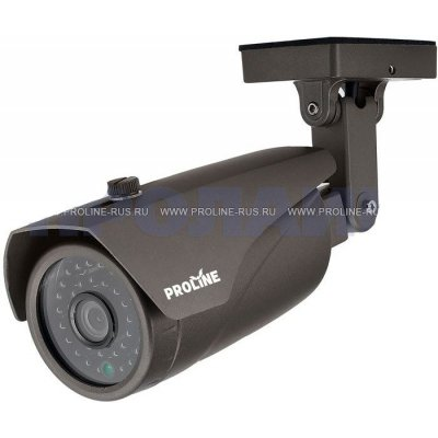 Сетевая уличная Full-HD камера с ИК подсветкой и PoE питанием Proline IP-W2133KF
