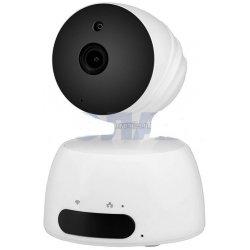Внутренняя IP камера Qvint QV-H829X поворотная с записью на карту памяти
