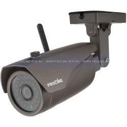 Уличная IP камера с ИК подсветкой и поддержкой Wi-Fi Proline IP-HW2033WKF 32Gb