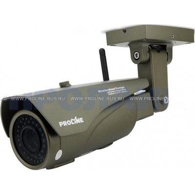 Уличная IP камера Proline IP-HW2044WKZ с ИК подсветкой и поддержкой Wi-Fi