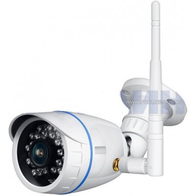 Уличная IP камера Proline IP-HW832S 32Gb с ИК подсветкой и поддержкой Wi-Fi