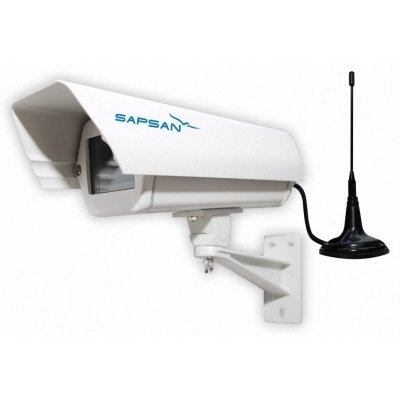 Уличная цифровая IP 3G 4G камера Sapsan IP-Cam 1407 с записью на карту памяти