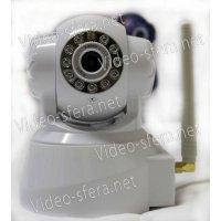 Поворотная 3G камера с охранными функциями и SMS/MMS уведомлениями Страж Multi 3g