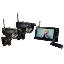 Беспроводной комплект видеонаблюдения DUO Стрит Автоном с просмотром через интернет