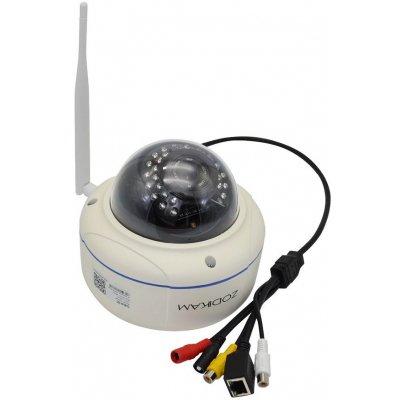 Купольная цифровая HD IP камера Zodikam 2081-A с 3G модемом
