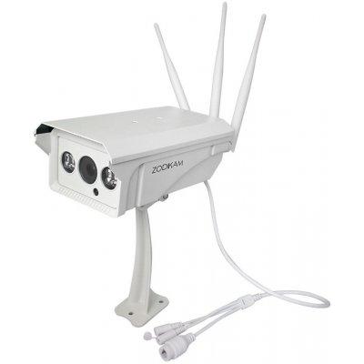 Уличная 3G 4G IP камера c записью на карту памяти Zodikam 205