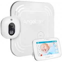 Цифровая сенсорная видеоняня с беспроводным монитором дыхания AngelCare AC417
