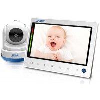 Цифровая видео-няня с поворотной камерой и записью видео Luvion Prestige Touch 2
