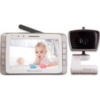 Цифровая видеоняня с датчиком плача и термометром Moonybaby 55935