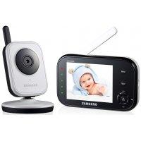 Цифровая видеоняня с защитой от помех и голосовой VOX активацией Samsung SEW-3036WP