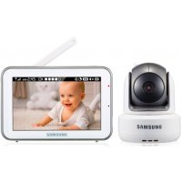 Цифровая HD видео-няня с управляемой камерой и двухсторонним аудио Samsung SEW-3043W