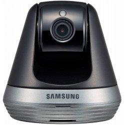 Цифровая Full-HD Wi-Fi видеоняня с управляемой камерой и записью Samsung SmartCam Wi-Fi SNH-V6410PN