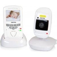 Цифровая видеоняня с защитой от помех и голосовой VOX активацией Switel BCF 857