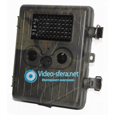 Фотоловушка для охоты и охраны с MMS функционалом Сокол+ MMS (Suntek HT-002LiM)