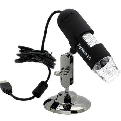 Цифровой портативный USB микроскоп DigiMicro 2.0 (2 МП х200)