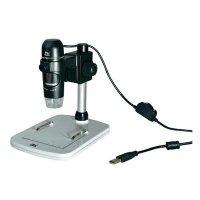 Портативный цифровой USB микроскоп с камерой 5 МП DigiMicro Prof