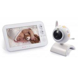 Видеоняня цифровая двухсторонняя c большим дисплеем и функцией VOX Switel BCF 930