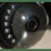 Цифровой комплект IP видеонаблюдения на 4 купольных 5Mpx камеры Millenium PRO Купол 4CH POE