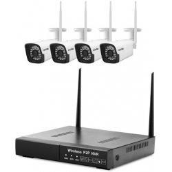 Беспроводной цифровой Wi-Fi комплект видеонаблюдения Proline KIT-I2184WA