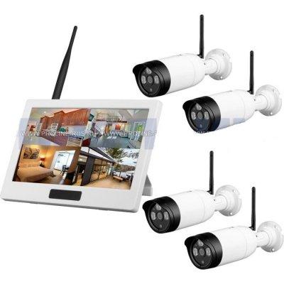 Беспроводной комплект видеонаблюедния на 4 уличные камеры Proline PR-8118HD4