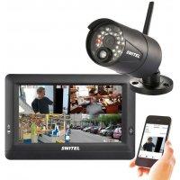 Беспроводной IP HD видеокомплект c записью на карту памяти SWITEL HSIP5000