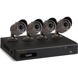 Комплект видеонаблюдения на 4 уличные камеры Ucontrol Эконом 7S