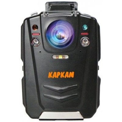 Носимый видеорегистратор 64 Гб персональный GPS КАРКАМ Комбат 2s