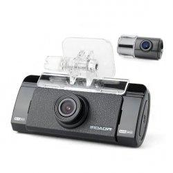 Автомобильный Full-HD регистратор c W-Fi и выносной камерой IRoad Dash Cam V9