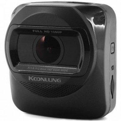 Компактный автомобильный Full-HD регистратор c GPS модулем и дисплеем Koonlung A73G