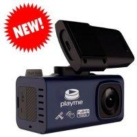Автомобильный видеорегистратор с GPS и Wi-fi модулями PlayMe TIO