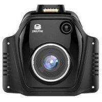 Автомобильный видеорегистратор 2 в 1 с радар-детектором (комбо-устройство) PlayMe Turbo
