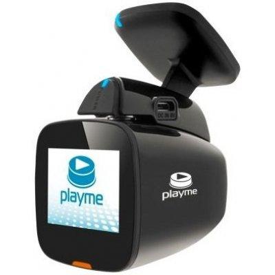 Автомобильный видеорегистратор c GPS и Wi-Fi Playme UNI