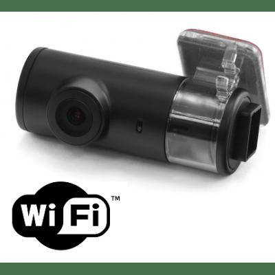 Миниатюрный Full-HD видеорегистратор с Wi-Fi и выносной камерой TrendVision Split