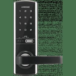 Врезной электронный кодовый замок на дверь EverNet LH700