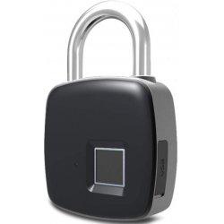 Электронный навесной биометрический замок Smart Lock Р3