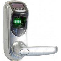 Врезной биометрический автономный замок Сторож L-7000S