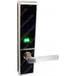 Врезной биометрический автономный кодовый замок Сторож TL-100