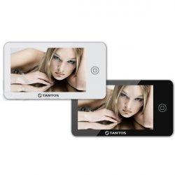 Проводной цветной видеодомофон с записью видео по движению Tantos NEO