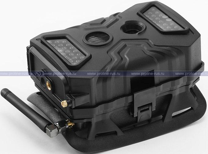 Фотоловушка для охоты и охраны с MMS функционалом Страж 860M (Falcon AC100 MMS)