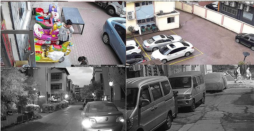 Цифровая беспроводная система видеонаблюдения со встроенным Wi-Fi роутером Longse Light 8CH