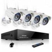 Видеокомплекты на 4 камеры