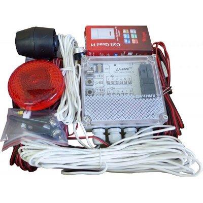 GSM сигнализация с контролем температуры Дачник Проводной