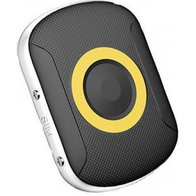 Персональный компактный GPS 4G трекер с кнопкой SOS и функцией телефона FA29