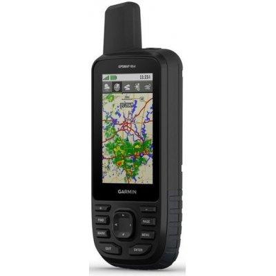 Туристический GPS/Глонасс навигатор Garmin 66ST